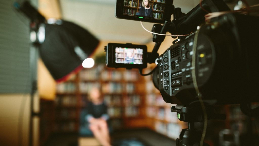 grow your business and online influence with video marketing