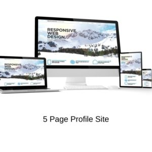 DIY Portfolio Webhosting Package
