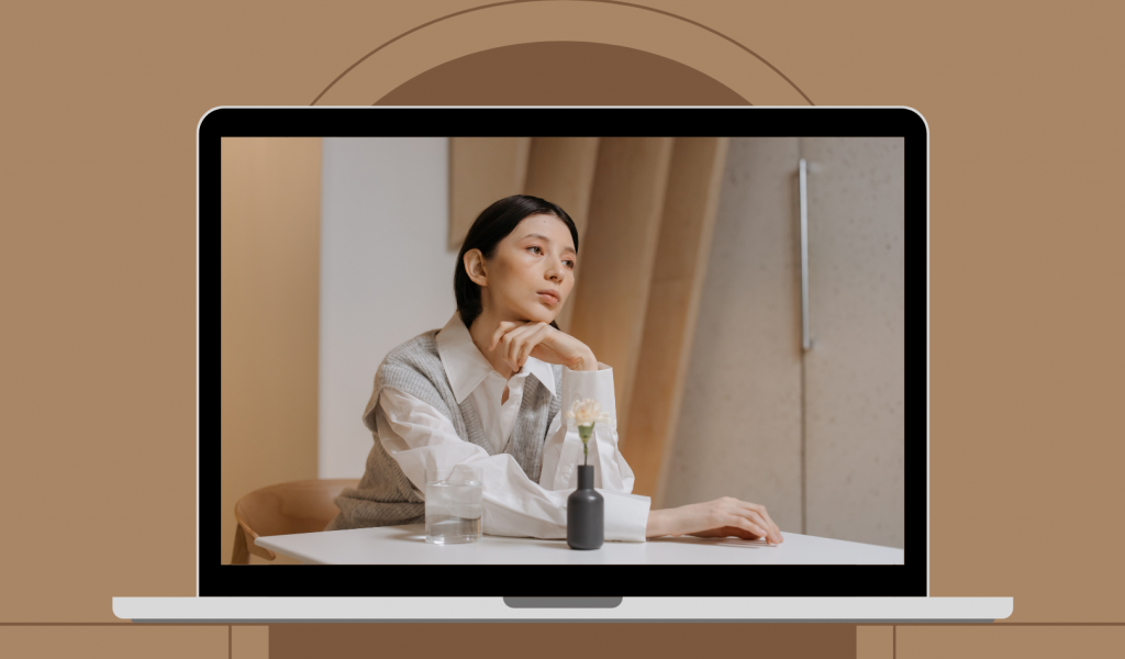 Brown Elegant New Website Instagram Post