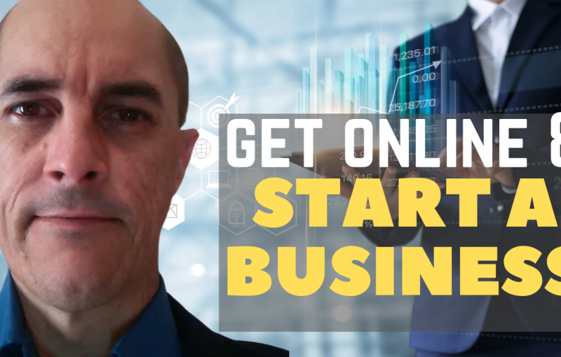 start an online business with the help of our free video series
